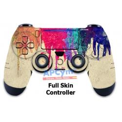 Vinilo para Mando PS4 Colorines