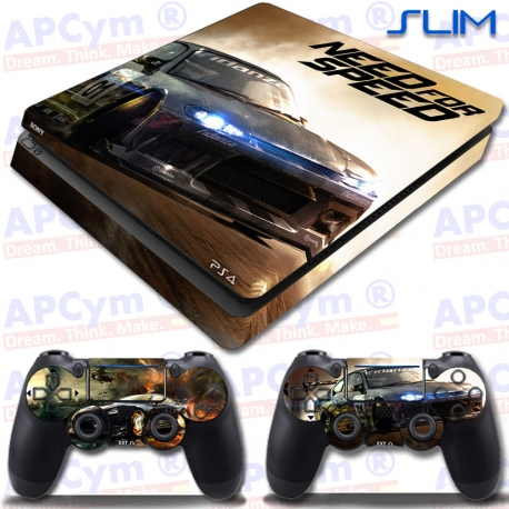 Vinilo PS4 Slim Need For Speed