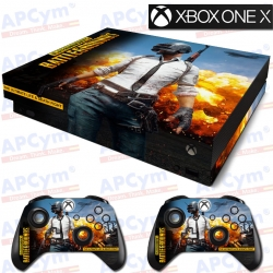 Vinilo Xbox One X Battlegrounds
