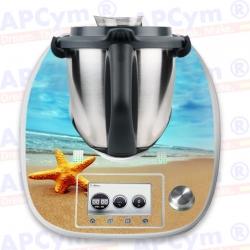 Vinilo Thermomix TM5 Playa