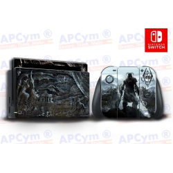 Vinilo Nintendo Switch Skyrim