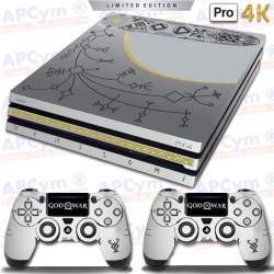 Vinilo PS4 PRO 4K God of War Edicion Coleccionista