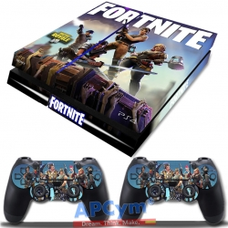 Vinilo Playstation 4 Fat Fortnite