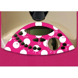 Vinilo Panel Thermomix TM31 Flamenca Rosa