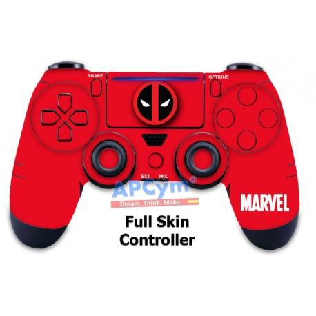 Vinilo para Mando PS4 Deadpool Marvel