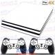 Vinilo PS4 PRO 4K Blanca