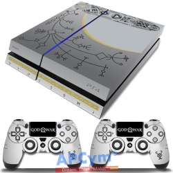 Vinilo Playstation 4 God of War Edicion Coleccionista