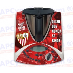 Vinilo Thermomix TM31 Sevillano