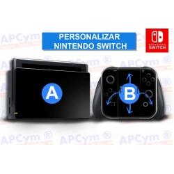 Personaliza Consola Nintendo Switch