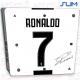 Vinilo PS4 Slim CR7 Ronaldo Juve