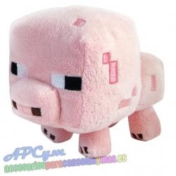 Minecraft Peluche Pig 17cm