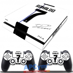 Vinilo Playstation 4 Ronaldo CR7 Juventus