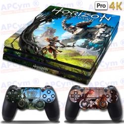 Vinilo PS4 PRO 4K Horizon
