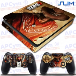 Vinilo PS4 Slim Red Dead Redemption 2