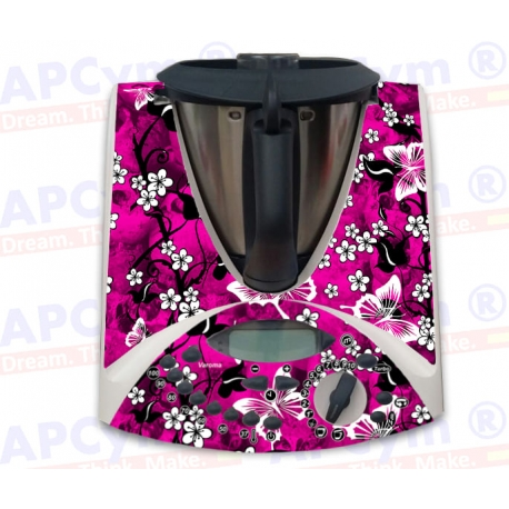 Vinilo Thermomix TM31 Gothic Pink