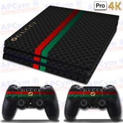 Vinilo PS4 PRO 4K Guci