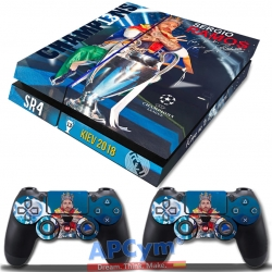Vinilo Playstation 4 Sergio Ramos SR4 13 Champions