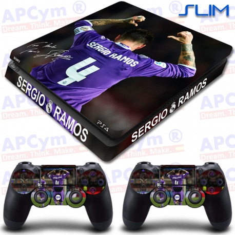 Vinilo PS4 Slim SR4