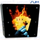 Vinilo PS4 Slim Joker Fire Cards