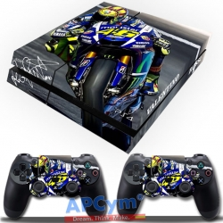 Vinilo Playstation 4 Rossi Road