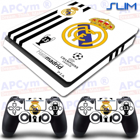 Vinilo PS4 Slim Madrid 13