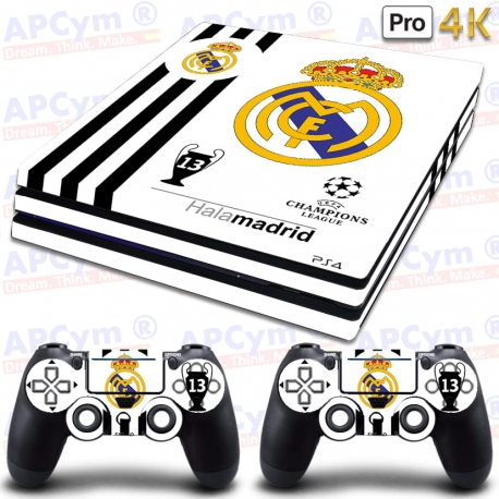 Vinilo PS4 PRO 4K Madrid 13