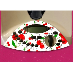 Vinilo Panel Thermomix TM31 Cerezas