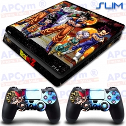 Vinilo PS4 Slim Dragon Ball Z
