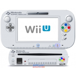 Vinilo Wii U Retro Super Nes