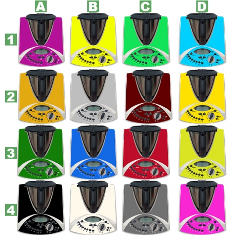 Vinilo Thermomix TM31 Colores Lisos