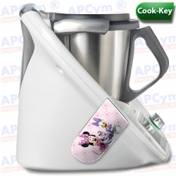 Vinilo Cook Key Thermomix TM5 Pasteleras