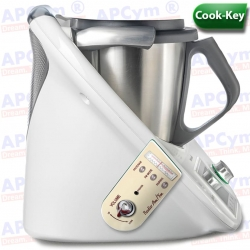 Vinilo Cook Key Thermomix TM5 Retro