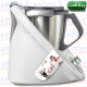 Vinilo Cook Key Thermomix Chef