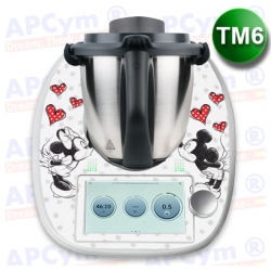 Vinilo Thermomix TM6 Loving