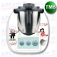 Vinilo Thermomix TM6 Chef