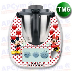 Vinilo Thermomix TM6 Love