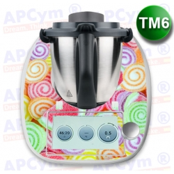 Vinilo Thermomix TM6 Gominolas