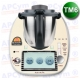 Vinilo Thermomix TM6 Retro Vintage