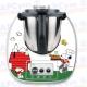 Vinilo Thermomix TM5 Perro Cocinero