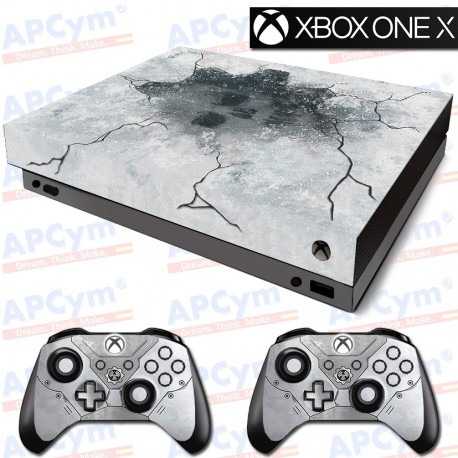 Vinilo Xbox One X Gears 5 Limited Edition