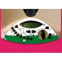 Vinilo Panel Thermomix TM31 Perro Cocinero