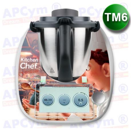 Vinilo Thermomix TM6 Ratilla Cocinera