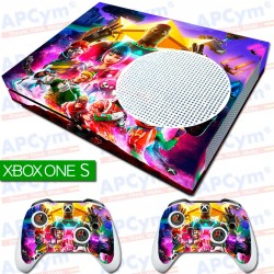 Skin Xbox One Slim Fortnite