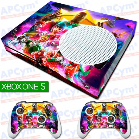 Skin Xbox One Slim Fortnite