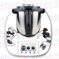 Vinilo Thermomix TM5 M&M