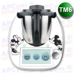 Vinilo Thermomix TM6 M&M