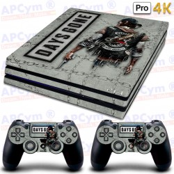 Vinilo para PS4 PRO 4K Days Gone
