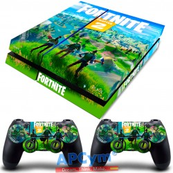 Vinilo para PS4 Fat Fortnite Capítulo 2