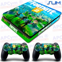 Vinilo PS4 Slim Fortnite Capitulo 2