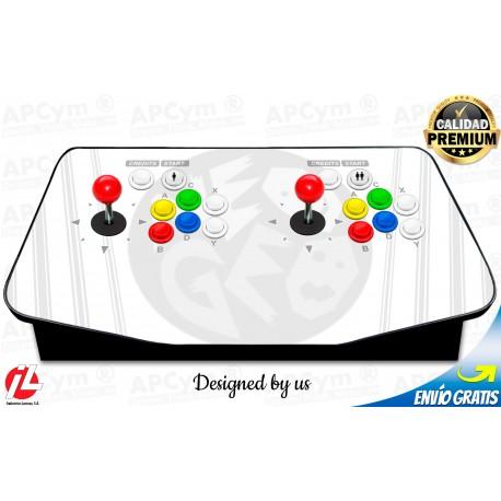 Mando Recreativa Arcade para Raspberry Pi 3 / PC / PS3